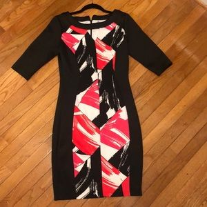 Size 8 Sangria by New York & Co dress